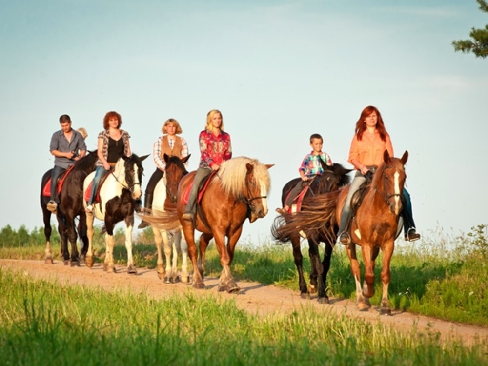 ACTIVE / LATVIA / 2 DAYS HORSEBACK TOUR