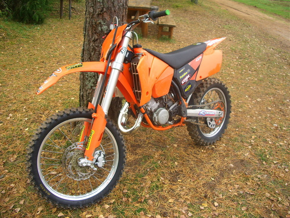 ACTIVE / LATVIA / DRIVE WITH DIRT BIKE  (KTM)