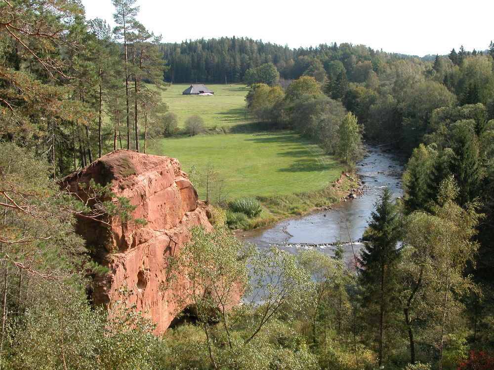 ACTIVE / LATVIA / HIKING IN  AMATA TRAIL