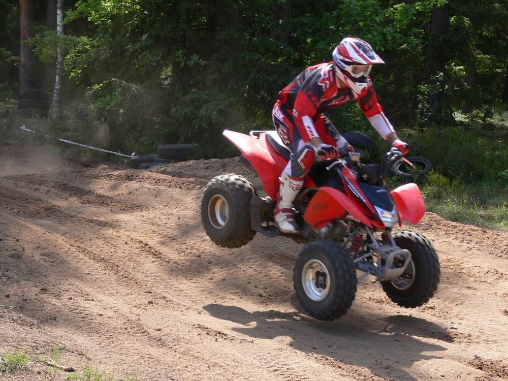 ACTIVE / LATVIA / QUAD BIKE