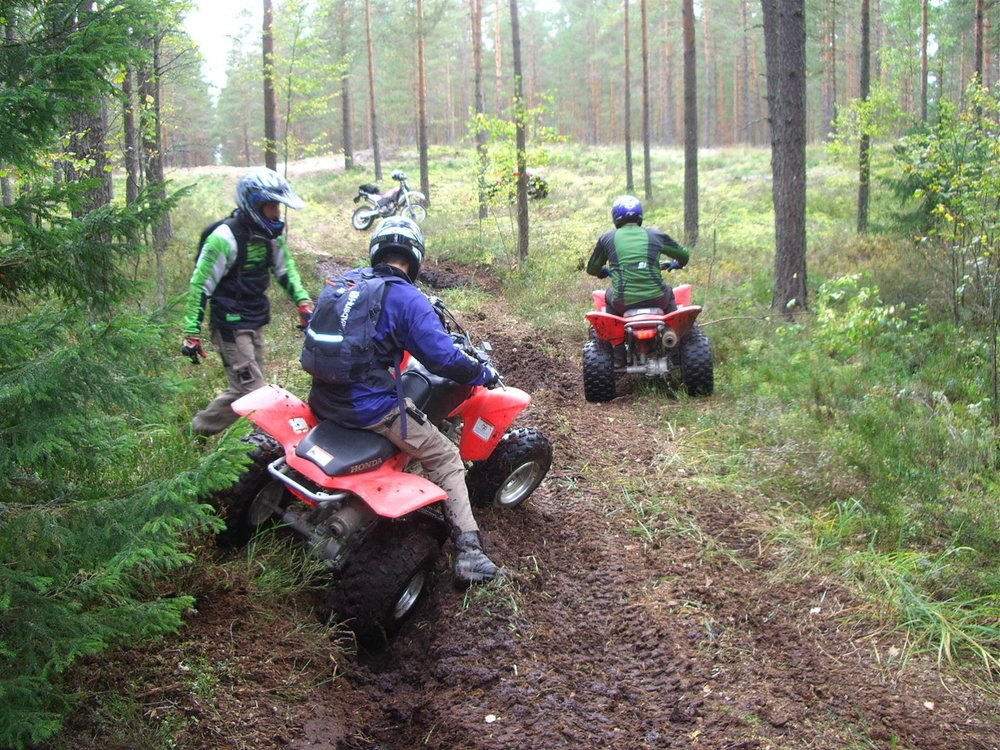 ACTIVE / LATVIA / QUAD BIKE SAFARI