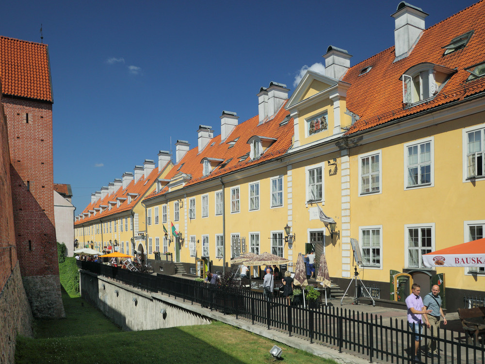 ACTIVE / LATVIA / RIGA BICYCLE TOUR