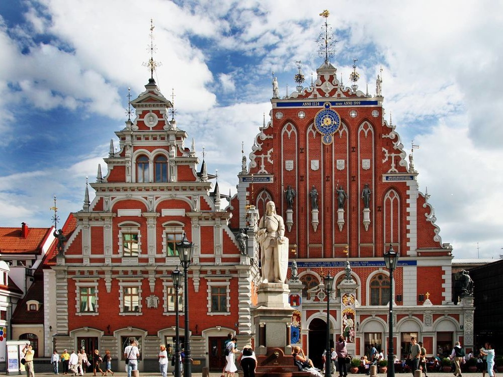 MULTI-DAY / LETTONIA / WEEK-END TURISTICO A RIGA