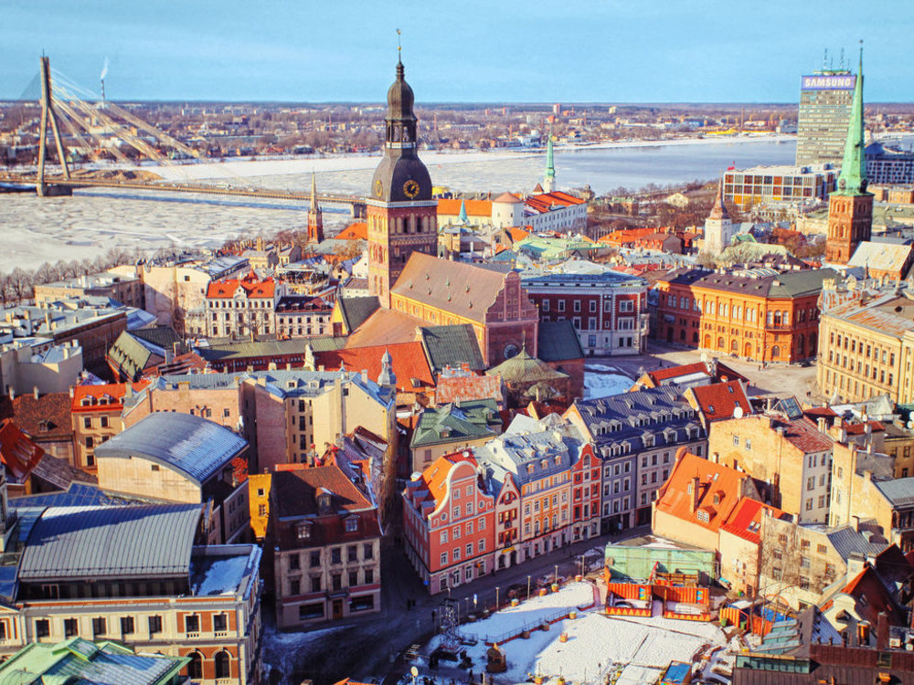 MULTIDAY TOURS / LATVIA / WINTER WEEKEND