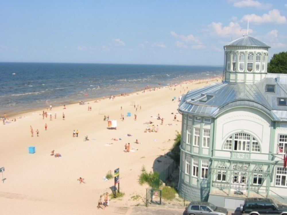 ONE DAY TOUR / LATVIA / JURMALA