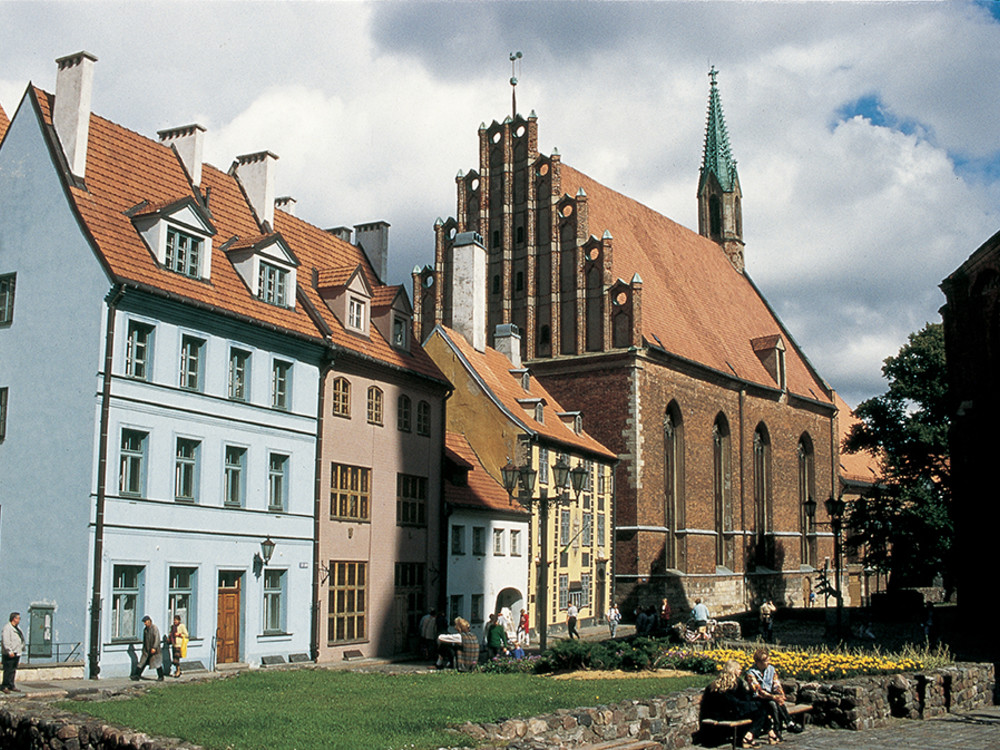 ONE DAY TOUR / LATVIA / OLD RIGA & ART NOVEAU TOUR