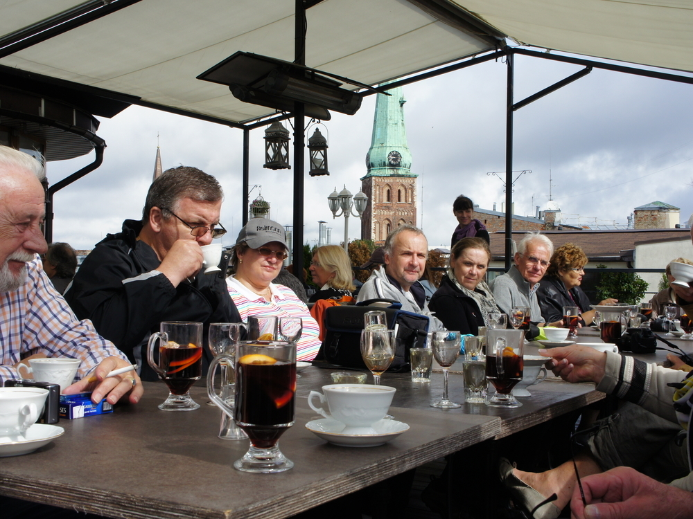 TASTE TOUR / LATVIA / BLACK BALSAM DEGUSTATION