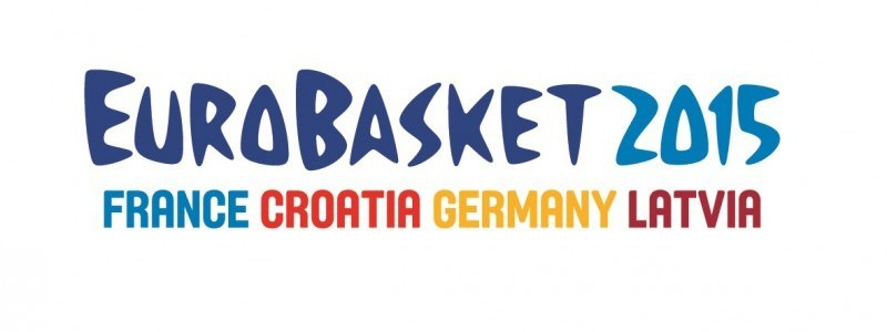 FIBA EuroBasket 2015 group D games in Riga (Latvia)