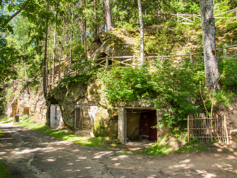 ACTIVE TOURS / LATVIA / HIKING ROUTE LĪGATNE-SIGULDA