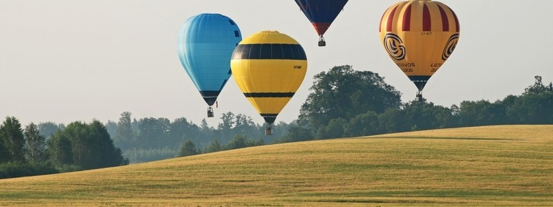 ACTIVE TOURS / LATVIA / HOT AIR BALLOON RIDES