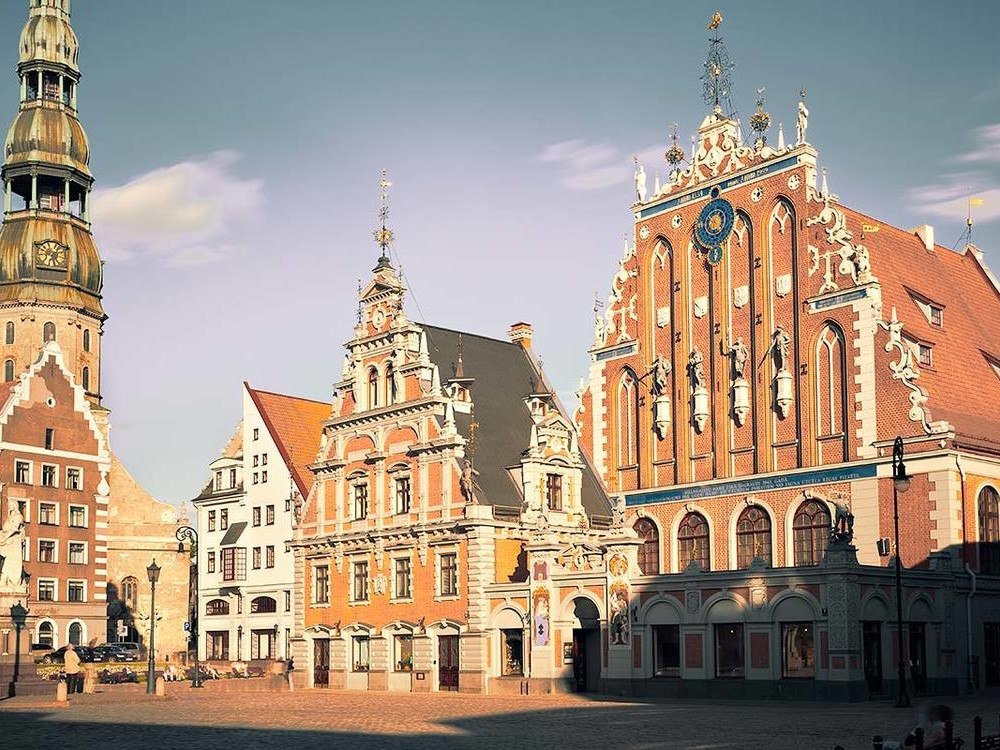 MULTI-DAY / LATVIA / RIGA CITY BREAK