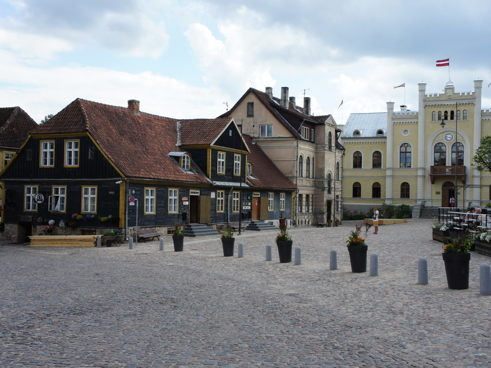 ONE DAY TOUR / LATVIA / KULDIGA
