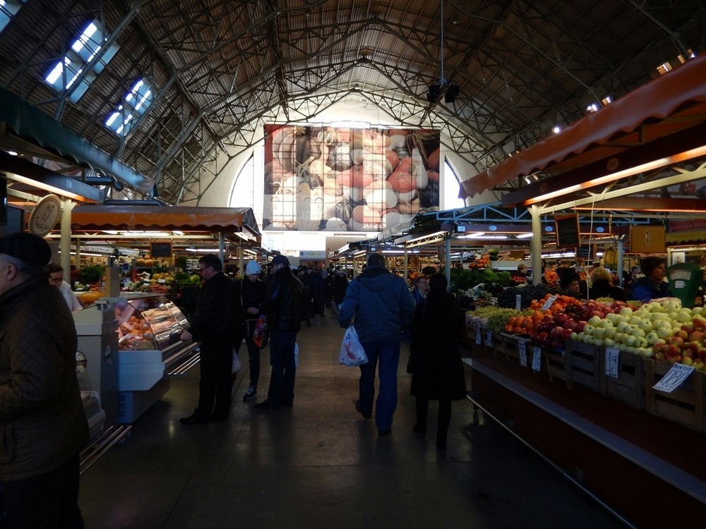 ONE DAY TOURS / LATVIA / RIGA CENTRAL MARKET