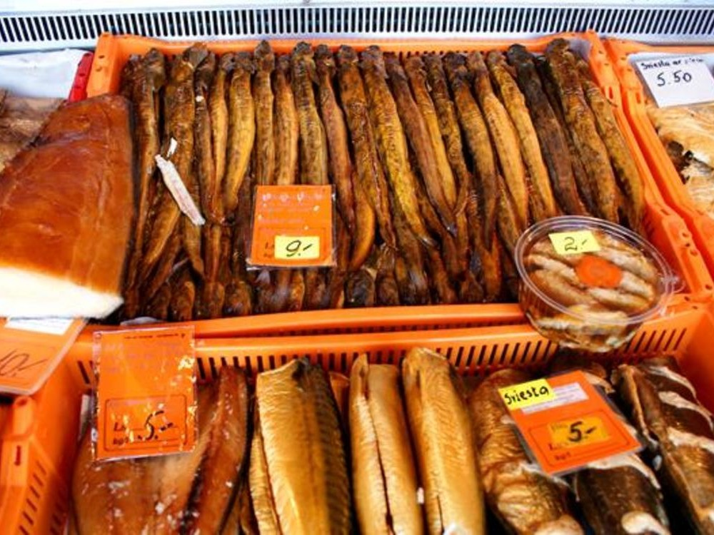 TASTE TOURS / LATVIA / BAKERY LĀČI AND SMOKED FISH